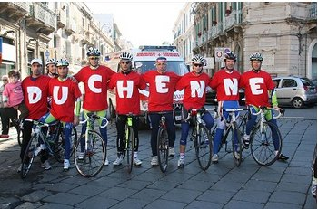 Ambulanze Messina, pedalata contro la Duchenne Becker
